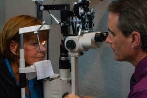 lasik eye surgery consultation